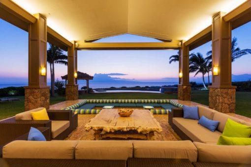 Peisaj Tropical 25 - Tapet Foto 3D Relaxare