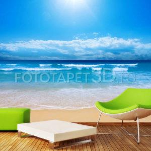 Foto Tapet 3D Plaja 13