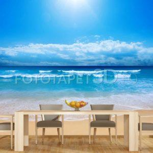 Fototapet Plaja 13