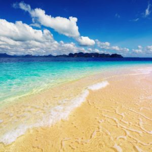 Plaja 15 - Tapet Foto Relaxant