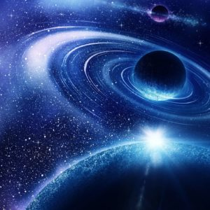 Fototapet Sistem Solar Planete-07