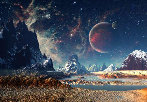 Fototapet Science Fiction 01