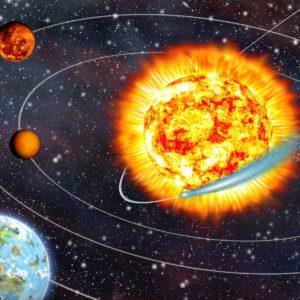 Tapet Sistemul Solar 04