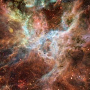 Fototapet 3D Stele si Nebuloase 03