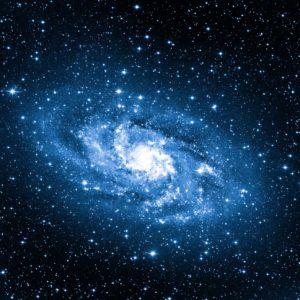 Tapet Foto Stele si Nebuloase 11