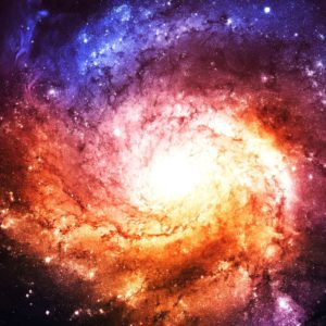 Fototapet Galaxie Stele si Nebuloase 13