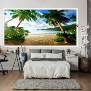 Peisaj Tropical 18 - Fototapet 3D