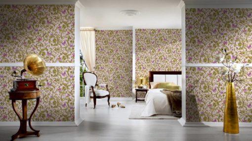 Versace 343255, simulare dormitor 2