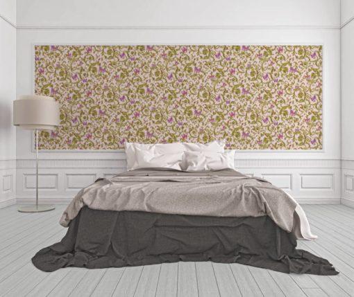 Versace 343255, simulare dormitor