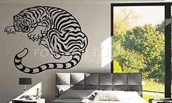 Stickere Lei & Tigri