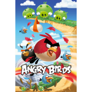 Maxi Poster Angry Birds