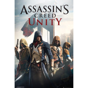 Maxi Poster Assassin's Creed Unity