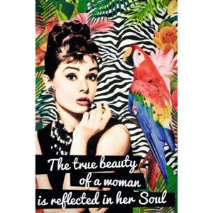 Maxi Poster Audrey Hepburn