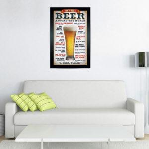 Maxi Poster Bere va rog