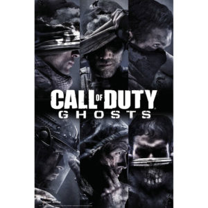 Maxi Poster Call of Duty - Ghosts