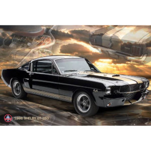 Maxi Poster Ford Shelby Mustang 66 GT 350