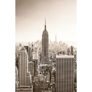 Poster New York la rasarit