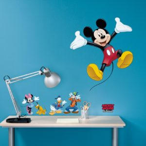 STICKERE MICKEY MOUSE 14017h