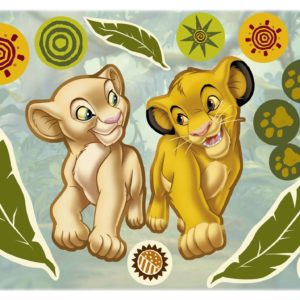STICKERE LION KING 14040h