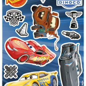 STICKERE CARS 3 14052h