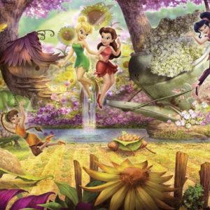 Fototapet Disney Fairies Forest 4-416