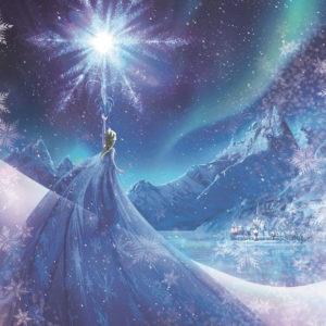 Fototapet Disney Frozen Snow Queen 4-480
