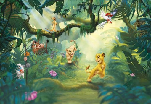 Fototapet Disney Lion King Jungle 8-475