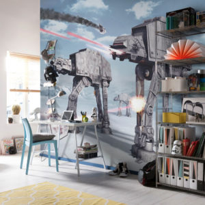 Fototapet Star Wars Battle of Hoth 8-481