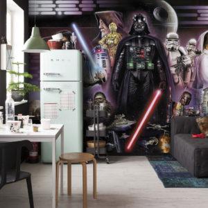 Fototapet Star Wars Darth Vader Collage 8-482