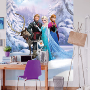 FOTOTAPET FROZEN WINTER LAND 4-498