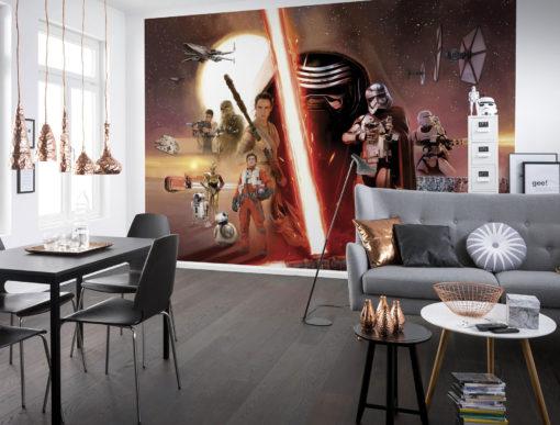 Fototapet Star Wars EP7 Collage 8-492