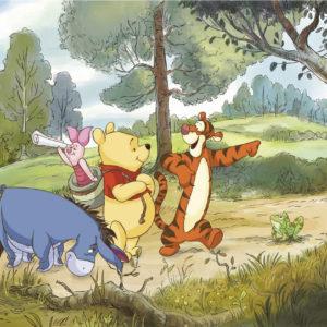 Fototapet Winnie The Pooh 4-411