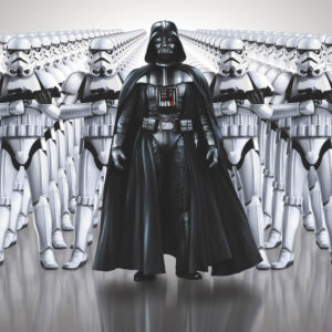Fototapet Star Wars Imperial Force 8-490