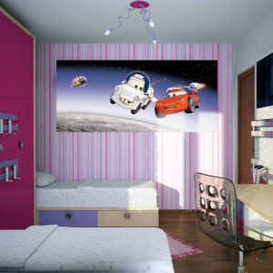 Fototapet Disney Masini Cars FTD-h-0604 Interior