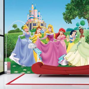 Fototapet Disney Printese FTD-XXL-0249 Interior