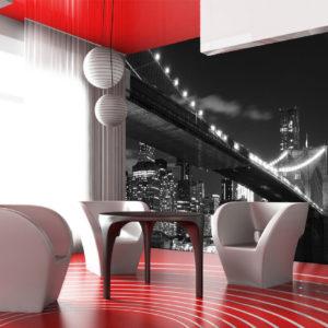 Fototapet Podul Brooklyn TS-1305 Interior