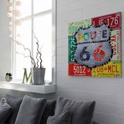 Tablouri Deco Block 90x90 cm