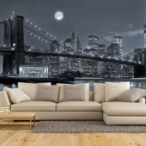 Tapet Foto Brooklyn Bridge 10