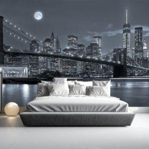 Simulare Fototapet Brooklyn Bridge 10-4