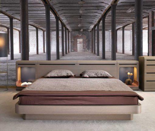 Fototapet Design Industrial - Caramida