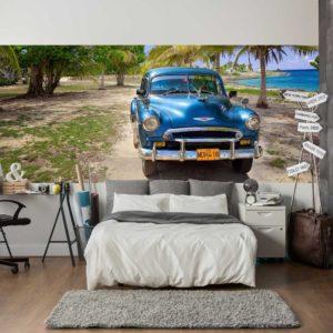 Masini 01 - Masina retro Chevrolet in Cuba - Camera Creativa