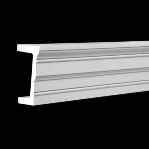 Arhitravă model 1.26.003, profil 3D