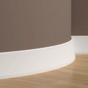 Ornament de podea model 1.53.104, profil curbat