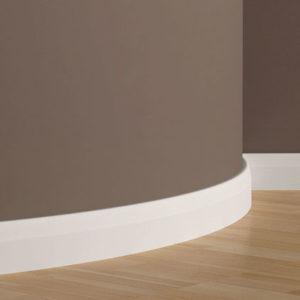 Ornament de podea model 1.53.106, profil curbat