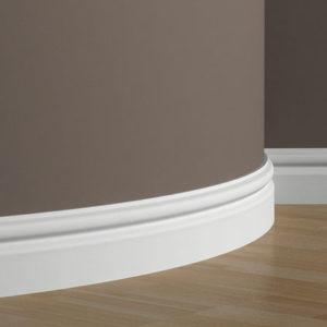 Ornament de podea model 1.53.109, profil curbat
