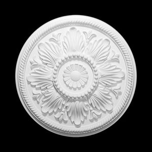 Trandafir de plafon model 1.56.033, profil 3D