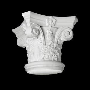 Capitel model 1.11.001, profil 3D