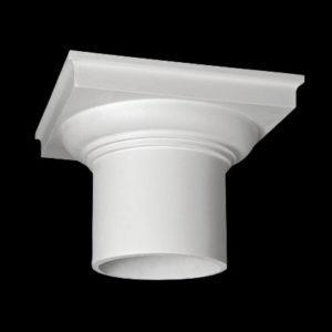 Capitel model 1.11.002, profil 3D