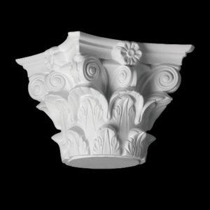 Capitel model 1.11.010, profil 3D
