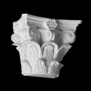 Capitel model 1.15.010, profil 3D